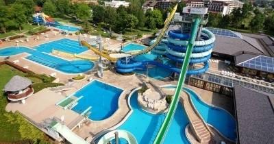 Курорт Моравске Топлице