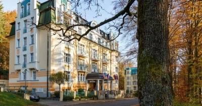 Villa Savoy Spa Park Hotel ****