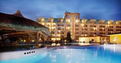 Отель Europa Fit ****