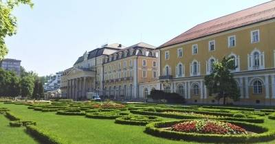Курорт Рогашка Слатина