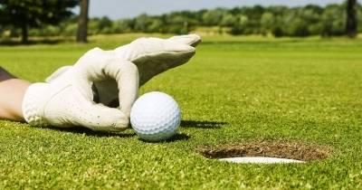 Пребывание с гольфом ЛИВАДА