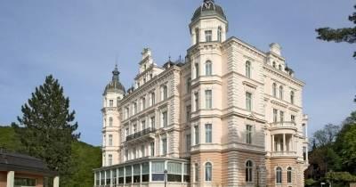 Отель Bristol Palace ****