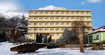 Отель Palace ***