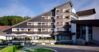 Отель Breza ****