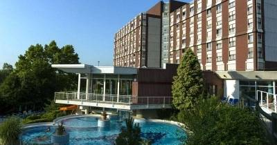 Отель Danubius Health Spa Resort Aqua ****