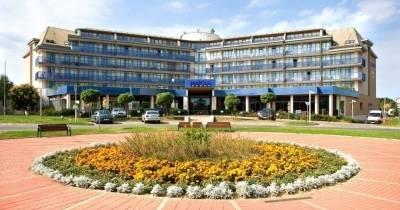 Отель Park Inn Sarvar ****
