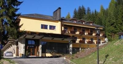 Отель Alpenhof ***