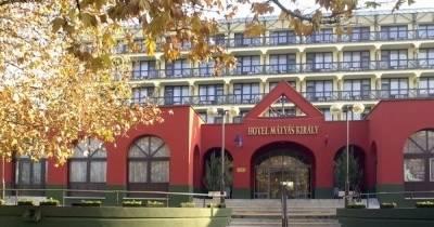 Mátyás Király Spa-hotel ***