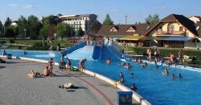 Курорт Мезекевешд