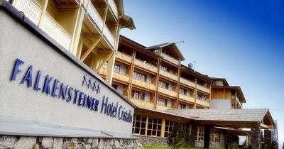 Falkensteiner Hotel Cristallo ****